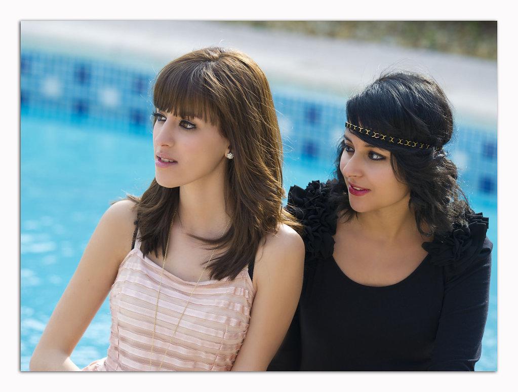 Maryam et Feysia