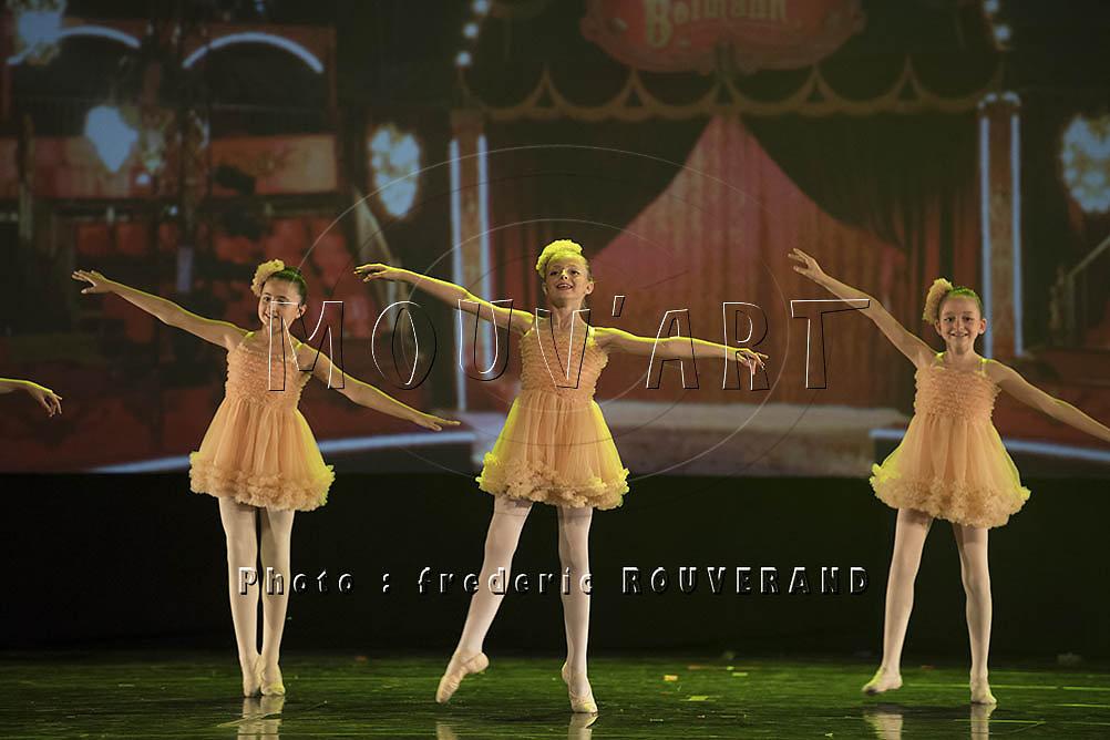 03 - Les patineuses - Les autruches - Concours intemporelles - Les jongleurs - Concours Mambo